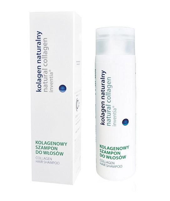 kolagenowy szampon do włosów